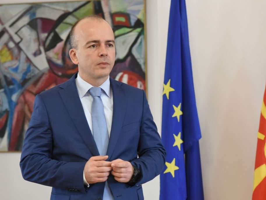Тевдовски: Влезот во НАТО ќе биде катализатор на економскиот раст