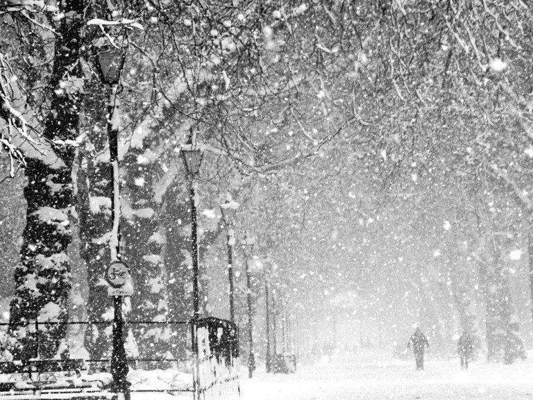 Подгответе се: Во вторник најобилни врнежи од снег