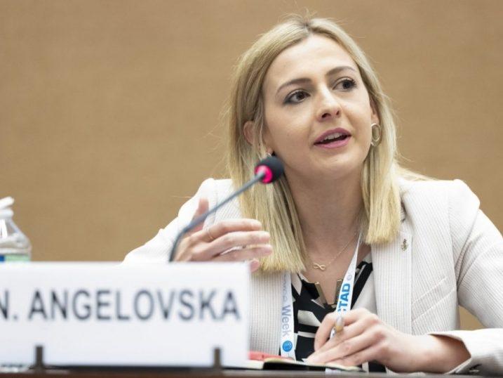 Ангеловска: Ќе го забрзаме растот на земјава со примена на дигиталните технологии